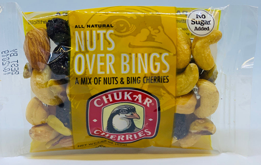 Nuts Over Bings Nut Mix
