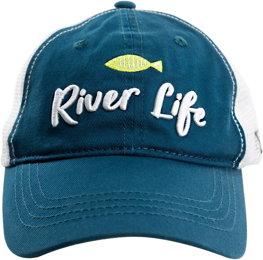 River Life adjustable Mesh Hat