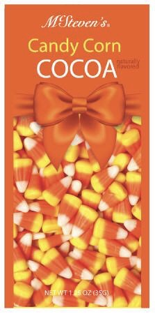 Candy Corn Cocoa Packet