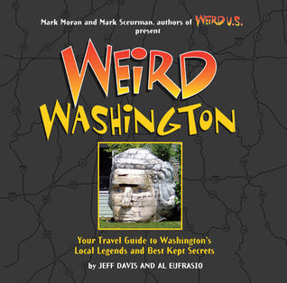 Weird Washington Gift Book