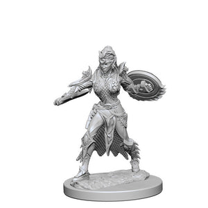 Miniature: Deep Cuts | Elf Female Fighter