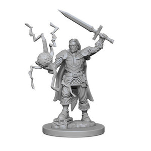 Miniature: Deep Cuts | Human Male Cleric