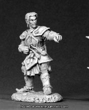 Miniature: Metal | Iron Fist, Male Monk