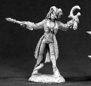 Miniature: Metal | Sindolise, Hellborn Sorceress