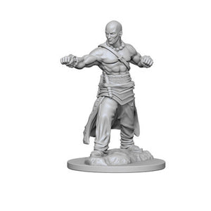 Miniature: Deep Cuts | Human Male Monk