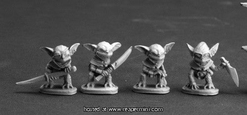 Miniature: Metal | Gremlins [4]
