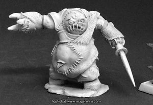 Miniature: Plastic | Gutrags, Stitch Golem
