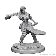 Miniature: Nolzur's | Human Female Monk