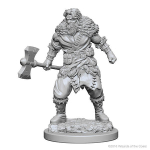Miniature: Nolzur's | Human Male Barbarian