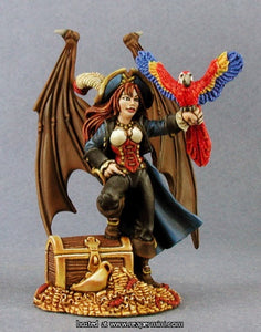 Miniature: Metal | Pirate Sophie