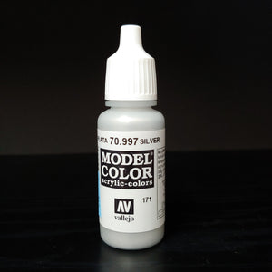 Model Color Silver 17ml