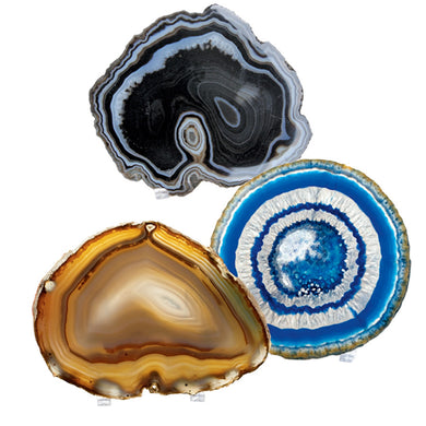 Decorative Agate Slabs