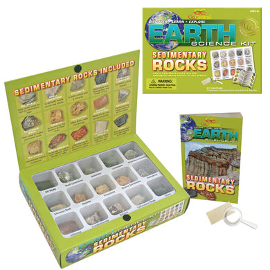 Earth Science Kit Sedimentary