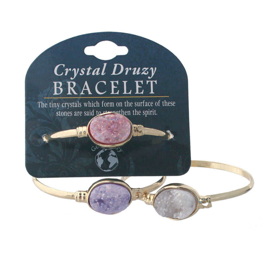 Bracelet w/ Large Crystal