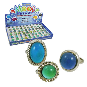 Mood Rings Large Stone