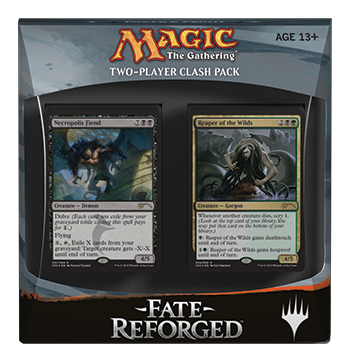 MTG: Fate Reforged | Clash Pack