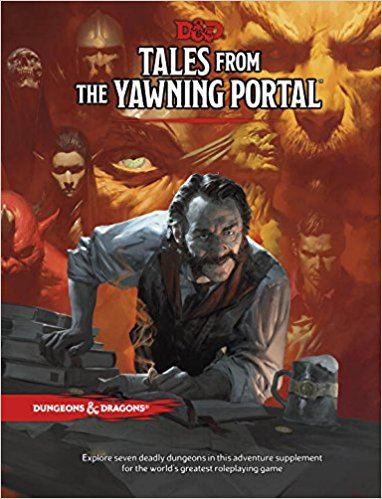 D&D 5e: Adventure Modules Book | Tales from Yawning Portal
