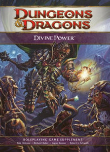 D&D 4e: Book | Divine Power