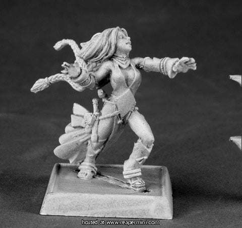 Miniature: Metal | Seoni, Iconic Sorceress