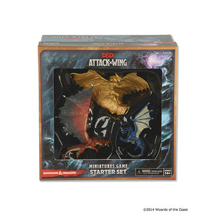 Miniature: D&D Attack Wing | Wave 1- Starter Set