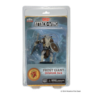 Miniature: D&D Attack Wing | Wave 1- Frost Giant
