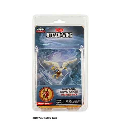 Miniature: D&D Attack Wing | Wave 2- Movanic Deva