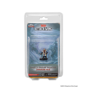 Miniature: D&D Attack Wing | Wave 6- Shield Dwarf