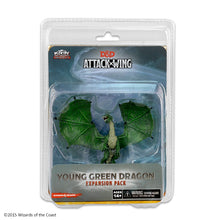 Miniature: D&D Attack Wing | Wave 10- Young Green Dragon