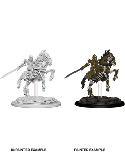 Miniature: Deep Cuts | Knight on Horse, Skeleton