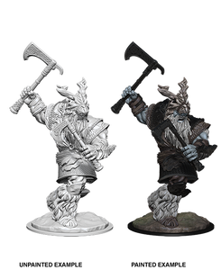 Miniature: Nolzur's | Male Frost Giant