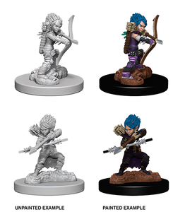 Miniature: Deep Cuts | Female Gnome Rogue