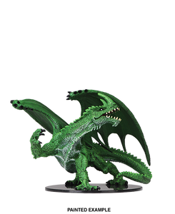 Miniature: Deep Cuts | Gargantuan Green Dragon
