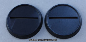 40mm Round Plastic Base