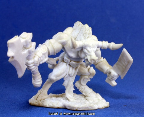 Miniature: Plastic | Minotaur Of The Maze