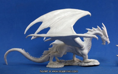 Miniature: Plastic |  Shadow Dragon