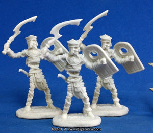 Miniature: Plastic | Mummy Warrior