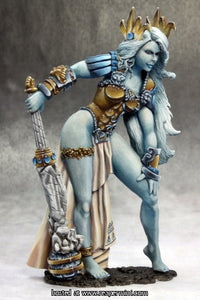 Miniature: Plastic | Yephima, Female Cloud Giant