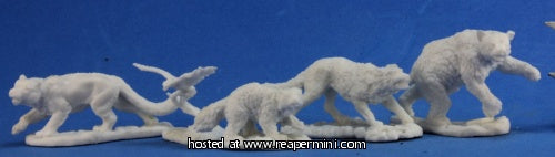 Miniature: Plastic | Animal Companions