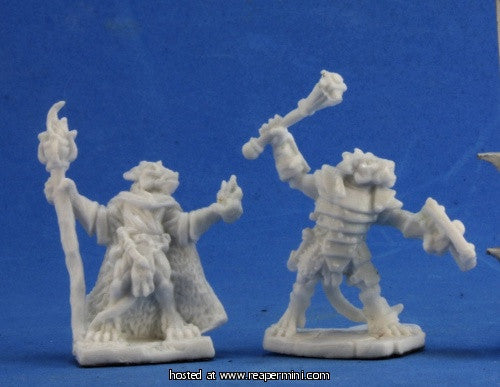 Miniature: Plastic | Kobold Leaders