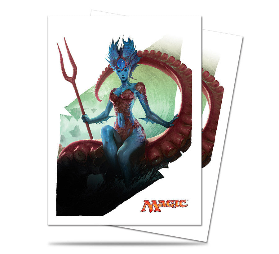 MTG: Kiora, Master of the Depths | Card Sleeves