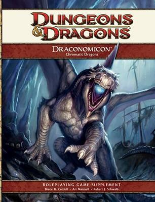 D&D 4e: Book | Draconomicon, Chromatic Dragons
