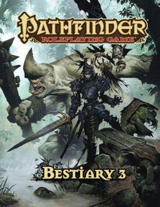 Pathfinder: Book | Bestiary 3