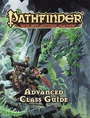 Pathfinder: Book | Advanced Class Guide