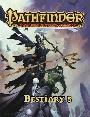 Pathfinder: Book | Bestiary 5