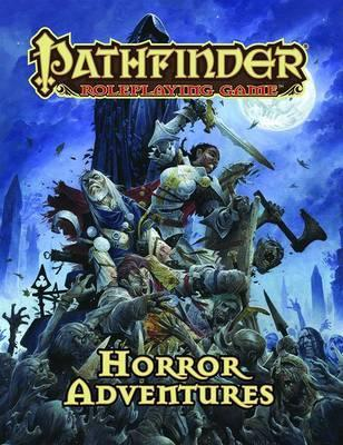 Pathfinder: Book | Horror Adventures
