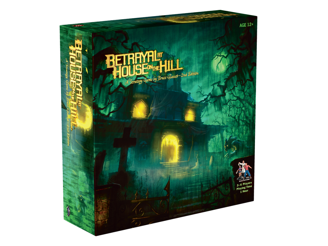 Board Game: Betrayal at House on the Hill | Original