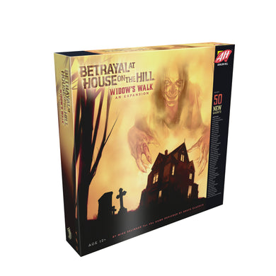 Board Game: Betrayal at House on the Hill | Widow's Walk