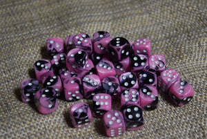 12mm D6 Set - Gemini