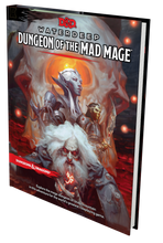 D&D 5e: Adventure Module Book | Waterdeep Dungeon of the Mad Mage