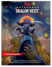 D&D 5e: Adventure Module Book | Waterdeep Dragon Heist